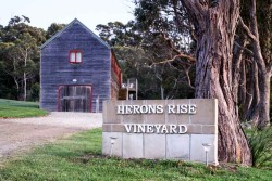 Herons Rise Vineyard Cottages, Kettering, Tasmania