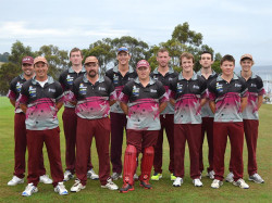 The Canberra Crickets 2012-13